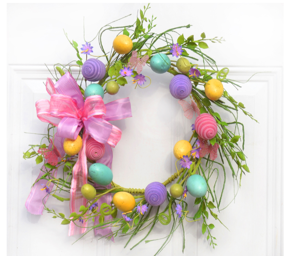 Family Focused Easter Decoration Ideas - Silk Flowers | Floral ...