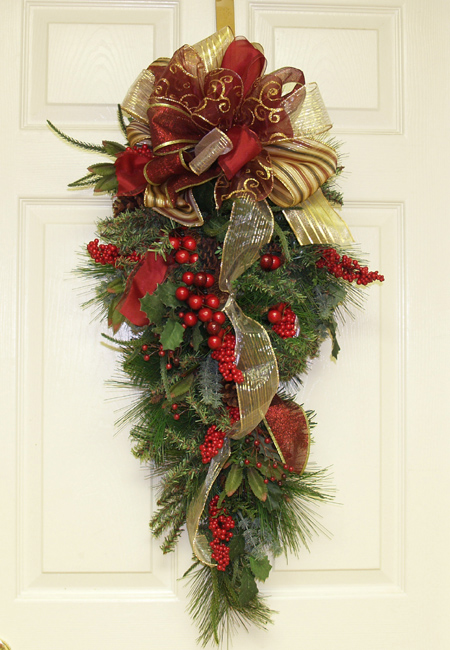 Evergreen Christmas Tree