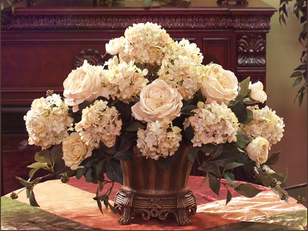Cream rose hydrangea elegant silk floral ar228 99 floral home cream rose hydrangea elegant silk floral ar228 99 click image to close mightylinksfo