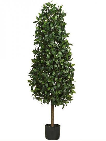 5 Sweet Bay Pyramid Silk Tree Nn5243 Floral Home Decor Silk