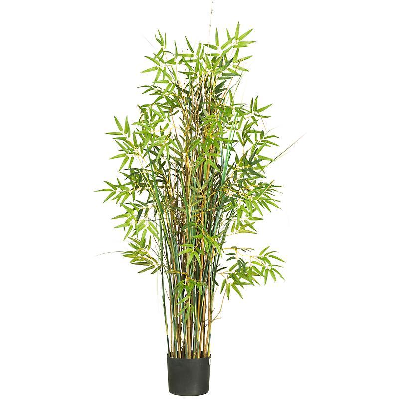 5 Bamboo Grass Silk Plant Nn6569 Floral Home Decor Silk Rose