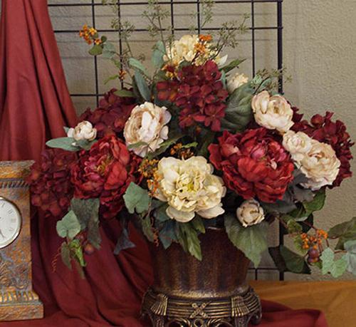 Silk Flowers Wildflowers Amp Grass Ar226 75 Wildflowers